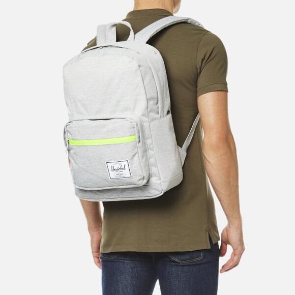 89f3b6f4082f Herschel Supply Co. Pop Quiz Backpack light grey